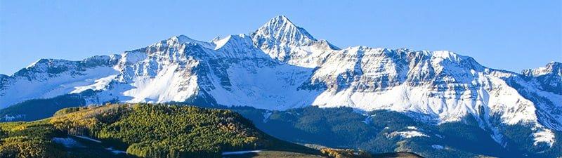 colorado 14000 foot peaks